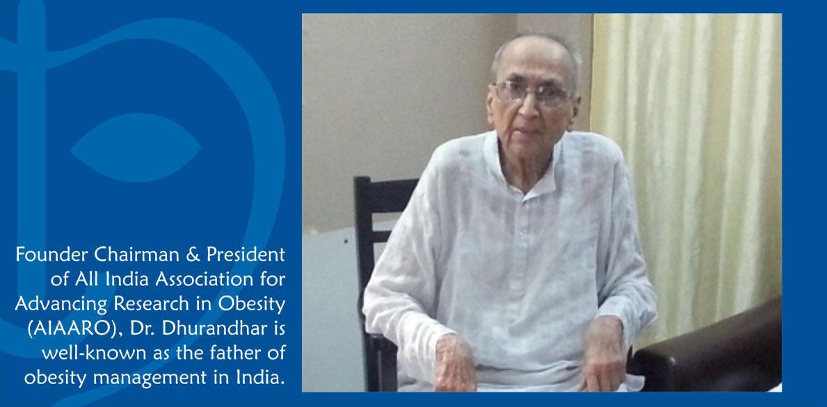 Dr. Vinod Dhurandhar-Inspiring Teacher